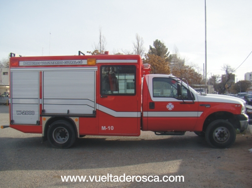 bombero cutral co