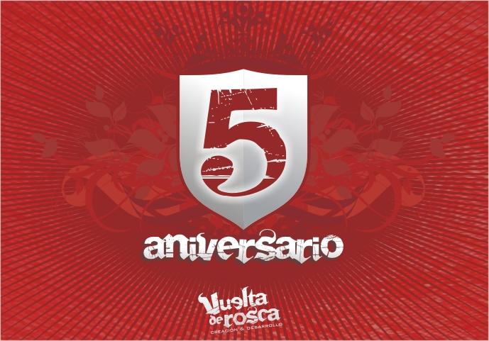 5 años blog