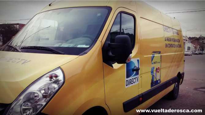 grafica vehicular directv neuquen 2