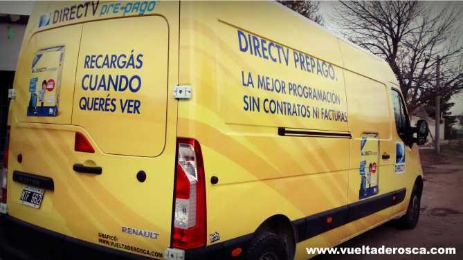 grafica vehicular directv neuquen 5