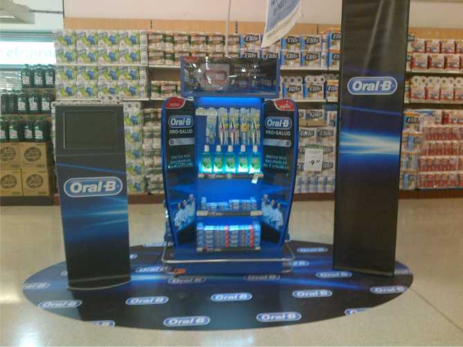 stand oralb
